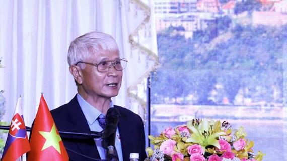 胡志明市和斯洛伐克增进民间交流与合作