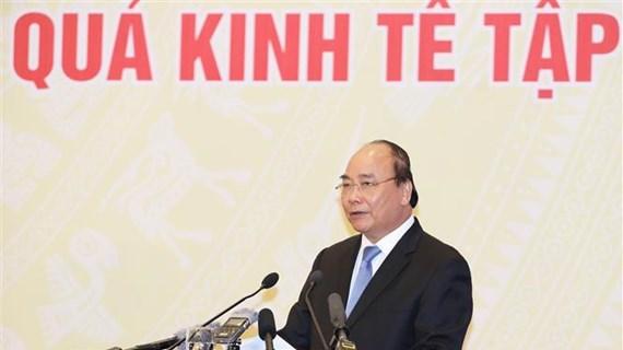 越南政府总理阮春福:集体经济发展要从人民的需求出发