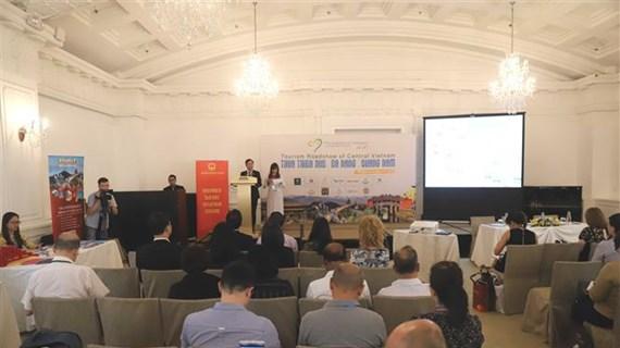 越南中部三省市在新加坡举行旅游推介会