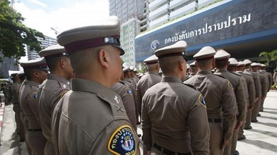 泰国警方将部署万名警察保障第35届东盟峰会安全
