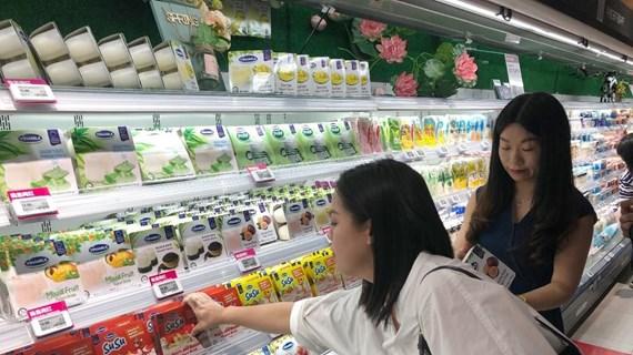 越南奶制品获准出口中国