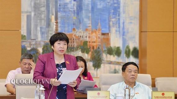 越南第十四届国会第八次会议:《劳动法(修正案)》最后一次征求意见