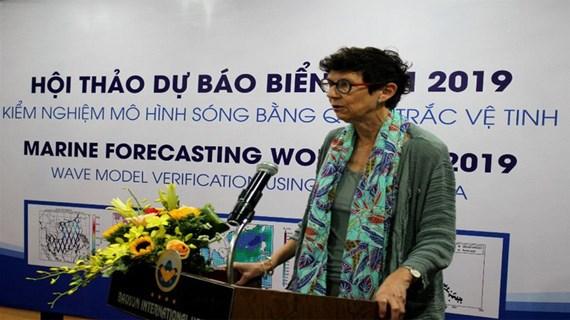 挪威协助越南提高海洋环境预报能力