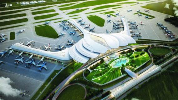 越南第十四届国会第八次会议:讨论龙城国际航空港项目一期工程可行性研究报告