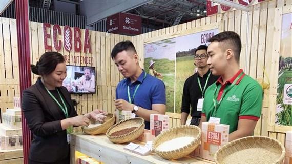 2019年越南国际食品工业展在胡志明市开幕
