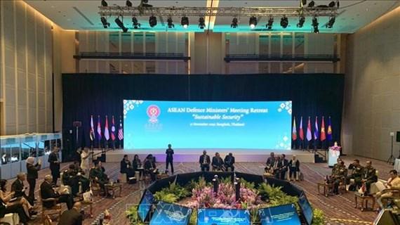 ADMM 2019:越南国防部长呼吁东盟继续加强内部团结协作