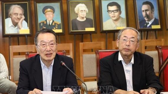 越南促进维护世界和平运动