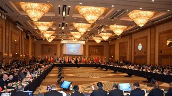 越南参加第二届世界海上保安部门首长级会议
