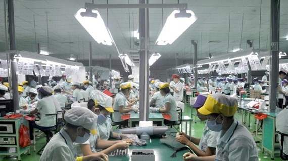 今年前11月河内市出口额增长18.4%