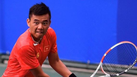 第30届东南亚运动会:网球运动员李黄南为越南队夺回金牌