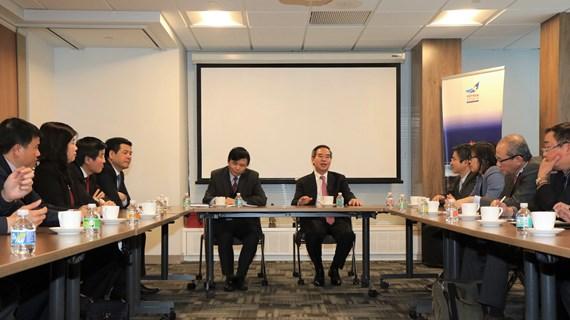 阮文平部长:提升国家治理效能 紧随市场经济趋势