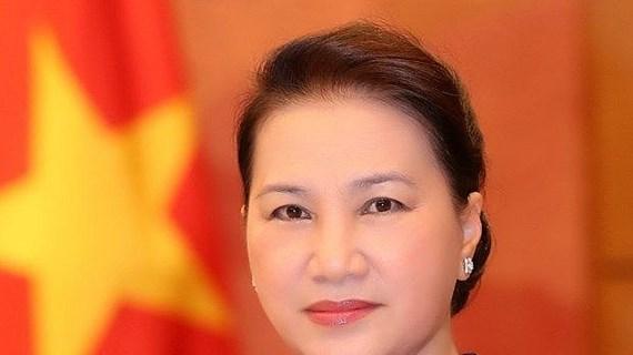 国会主席阮氏金银开始对白俄罗斯进行正式访问