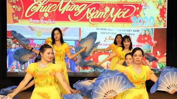 旅居澳门越南人喜迎新春佳节