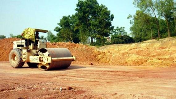 北江省加快重点项目建设进度