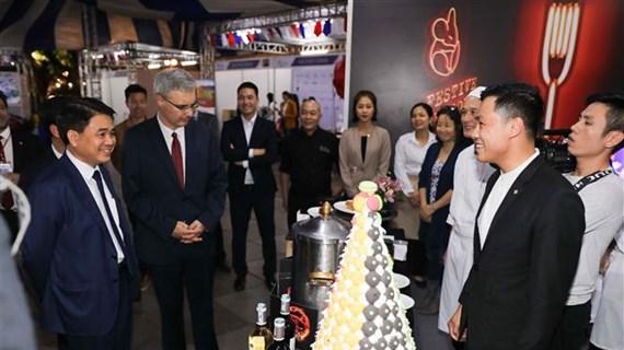 法国美食节有助于增进河内首都与法国之间的文化交流