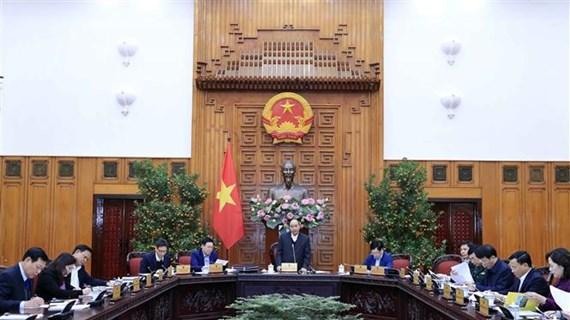 越南政府总理阮春福:保障好边远山区群众的春节生活需求  及时给特困群众送去温暖