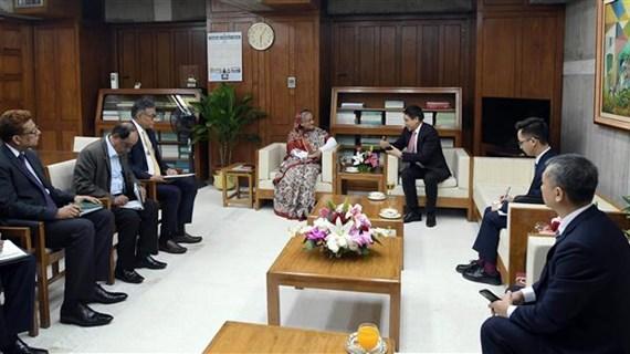 进一步加强越南与孟加拉国友好合作关系