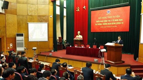 越南政府副总理武德儋:我们已旗开得胜但仍要坚持不懈