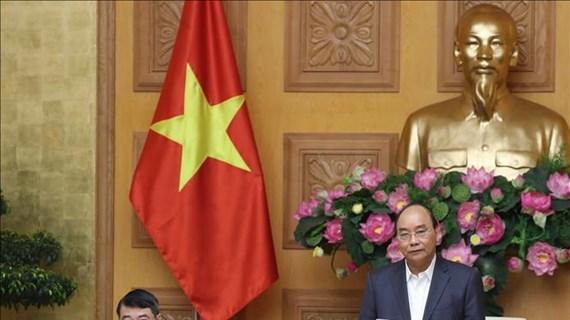 阮春福总理:采取果断措施,努力度过困难,着力促进生产