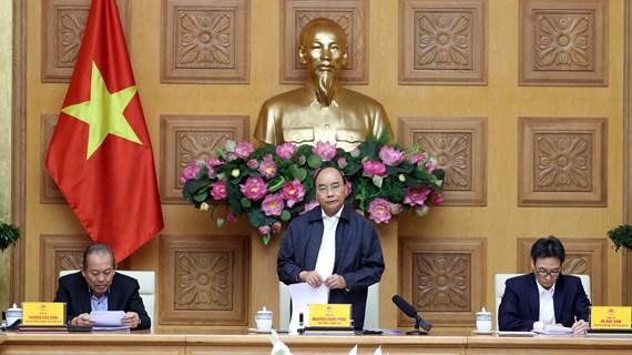 阮春福总理:严格采取集中隔离措施 坚决打赢疫情防控阻击战