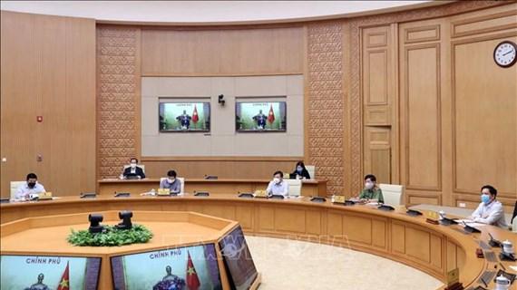 阮春福总理:加快资金到位进度,刺激经济增长