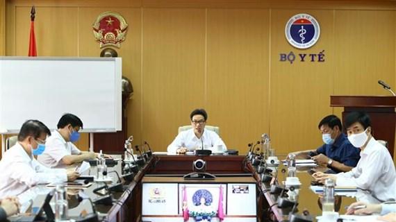 新冠肺炎疫情:越南已把疫情控制好 许多患者新冠病毒检测结果呈阴性