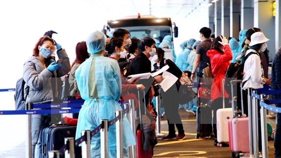 越南外交部提醒旅外越南公民暂时不回国