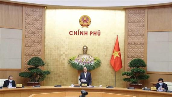 阮春福总理:政府努力保障贫困人口尤其是失业人员的生计问题
