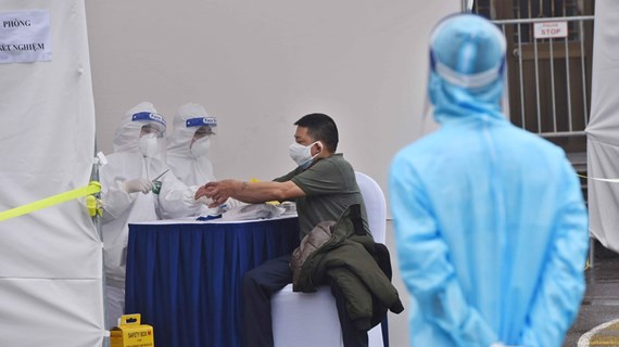 截至4月3日18时越南新冠肺炎确诊病例累计达237例