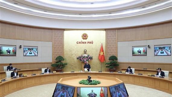 越南政府召开会议   就受新冠肺炎疫情影响的惠民政策措施进行讨论