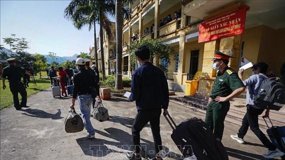 越南28日下午无新增新冠肺炎确诊病例已有278名患者治愈出院