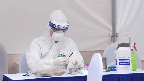 越南连续46天无本地新增新冠肺炎确诊病例新增14例治愈出院病例