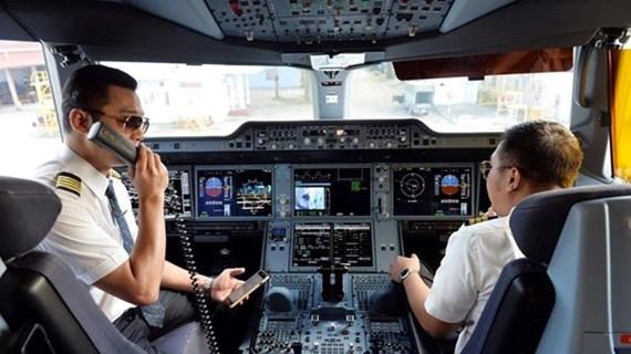 越南航空局就核查评估外籍飞行员发布正式声明