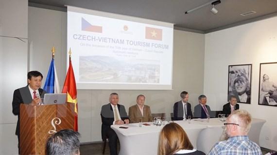 越南与捷克加强旅游领域的合作