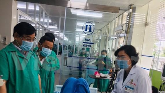 越南新冠肺炎疫情:三例患者二次检测以上呈阴性反应