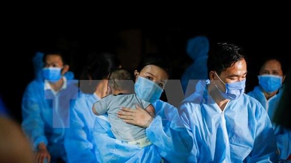 越南新冠肺炎疫情:接受隔离人员共10621