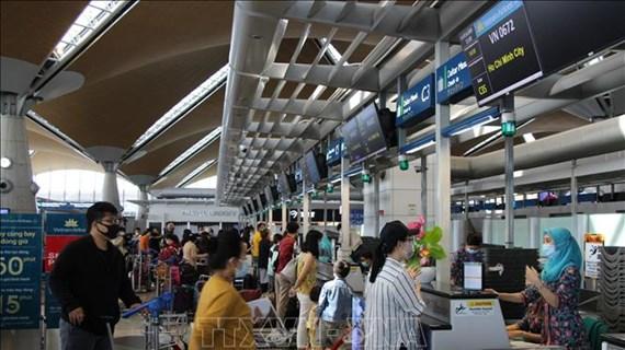 把在马来西亚的越南公民接回国
