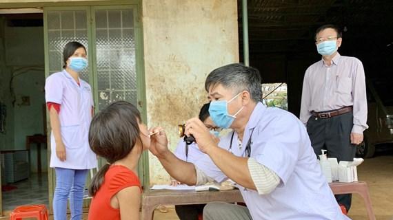 越南部分省份出现白喉死亡病例  卫生部要求注重白喉防治工作