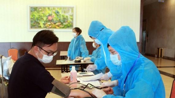 越南连续82天无新增本地病例  仍有28人在各医院接受治疗