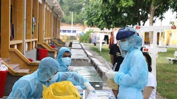 越南新增一例新冠肺炎确诊病例