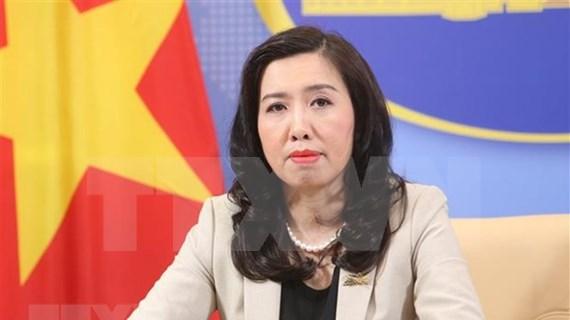 外交部发言人:越南欢迎各国在东海问题上符合国际法的立场
