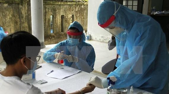 3日下午越南新增21例新冠肺炎确诊病例