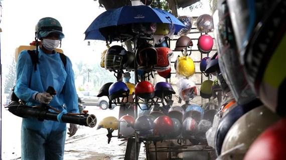 越南新增1例新冠肺炎确诊病例