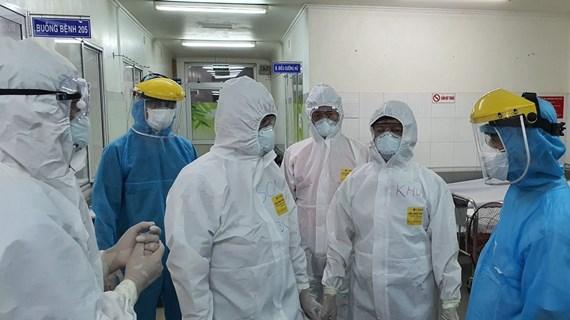 新增两例新冠肺炎确诊病例与岘港医院有关
