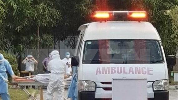 越南新增1例新冠肺炎死亡病例