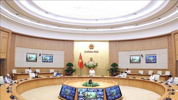 阮春福总理:在不同地方制定有关经济和卫生的有效防疫战略