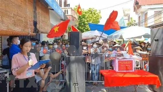 新冠肺炎疫情:越南一次以上检测呈阴性反应的有39例