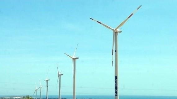 越南可再生能源领域最具规模的外资项目正式动工兴建