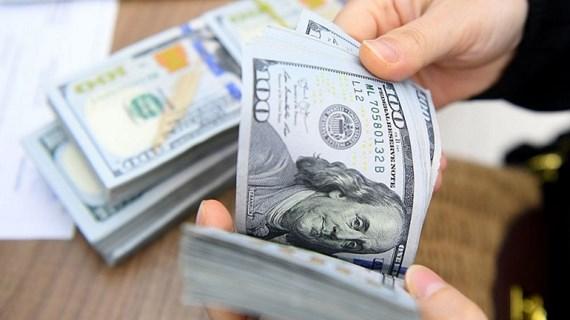 9月24日越盾对美元汇率中间价下调5越盾