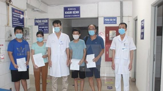 9月30日越南无新增新冠肺炎确诊病例 治愈出院病例1010例